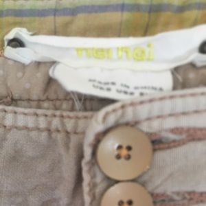 Anthropologie Pants - 🌈ANTHROPOLOGIE Hei Hei linen blend cargo pant